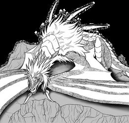 Dragon!Allen