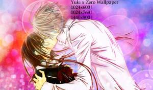 Zero and Yuki Wallpaper package