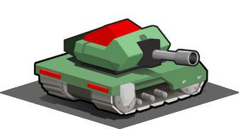 Animated Tank