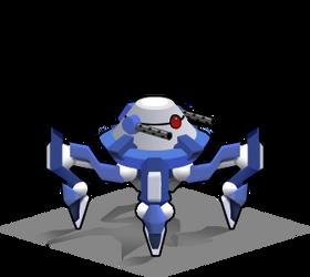 Spider Tank Animated
