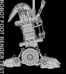 RobotFootTestRender