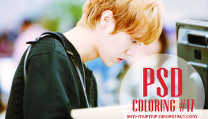 PSD Coloring #17