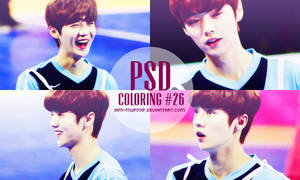 PSD Coloring #26 by IAM-MUPMIP
