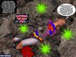 Linda Kelley Danvers Trapped in Rubble -IRAY-