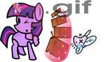 Twilight's Attacking Animation