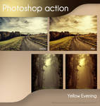 Yellow Evening Action - FREE