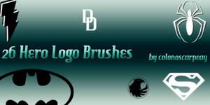 Hero Logo Brushes