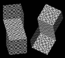 Enigmatic cubes