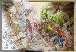 Avengers vs Ultron WIP