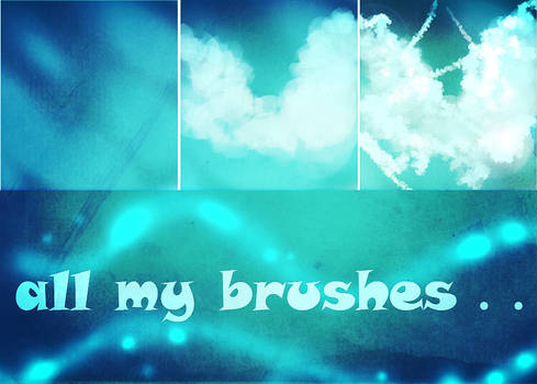 RYKY - all my Photoshop brushes