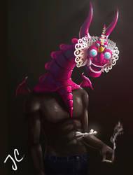 Dragonhead by chienj1