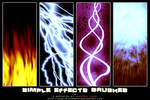 Simple Effects Brushes