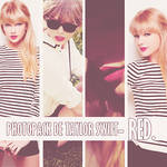 Photopack 02 - Taylor Swift. RED.