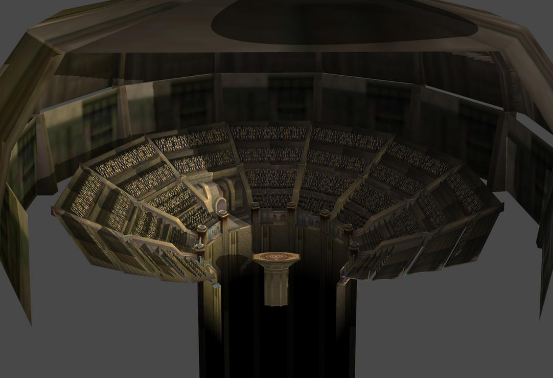 Arena Ferox by Marcelievsky