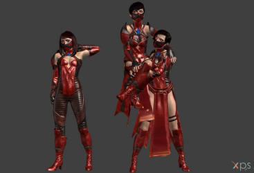 MK11 Skarlet Blood Pixie FULL by Marcelievsky