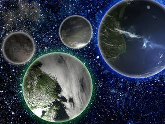 planet stock pack 1 :3 by kibbleskid