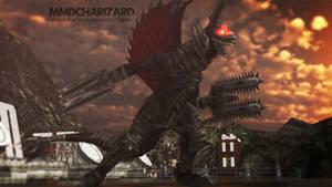 MMD Newcomer - PS3/PS4 Gigan V2.5 +DL+