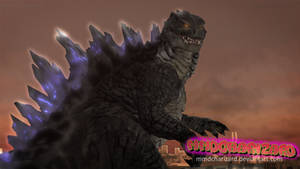 MMD Newcomer - PS3/PS4 Godzilla 2014 V2 +DL+ by MMDCharizard