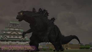 MMD Godzilla - Godzilla Maximum Impact +DL+ by MMDCharizard
