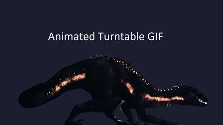 MMD Jurassic World - 3DMG-360's Indoraptor +DL+ by MMDCharizard