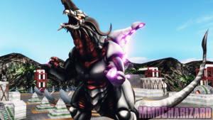MMD Godzilla - Bagan +DL+