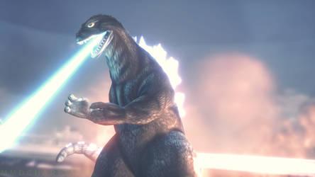 MMD Godzilla - Godzilla 1962 +DL+