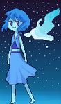 Pixel - Lapis Lazuli
