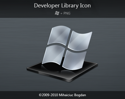 Developer Library Icon by bogo-d