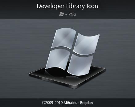 Developer Library Icon by bogo-d