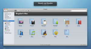 Heads-Up Header by bogo-d