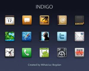 Indigo Icons