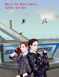 The Stark Family by dragonballgirl2024