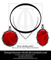 Old Jewellery-Stock by tempestazure-Stock