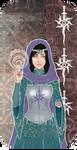 Inquisitor Trevelyan Tarot by KishiVonP