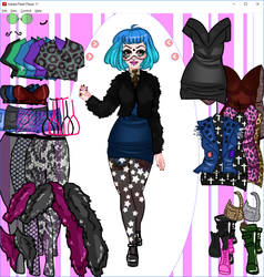 Alternative Dress Up Game!