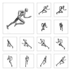 Tat2Duck-Male Running 02 by tat2duck