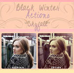 BlackxWinter Actions - Skyfall