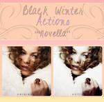 Black Winter Actions - Novella