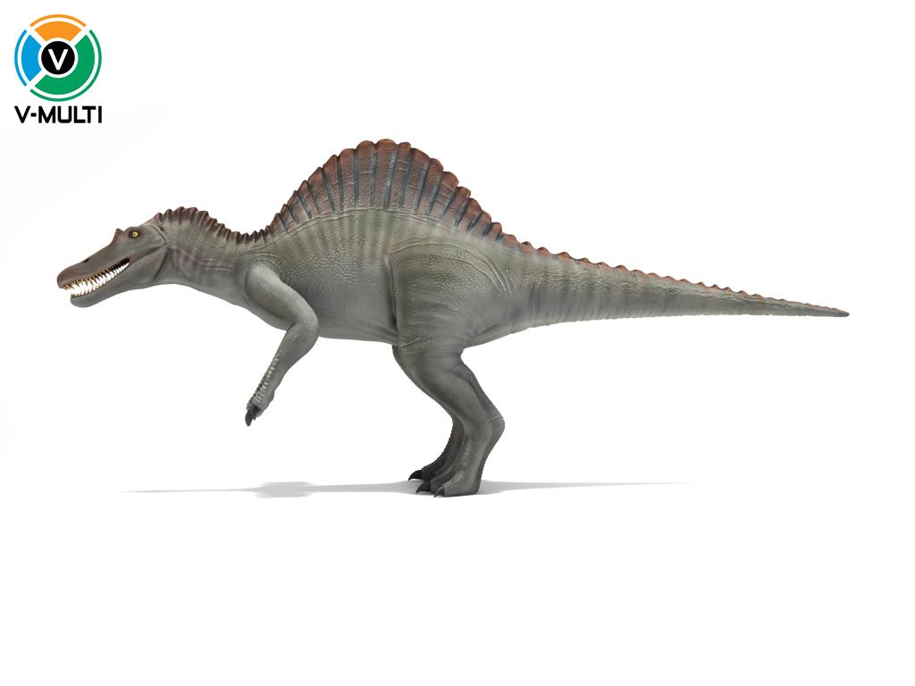 Spinosaurus Turntable