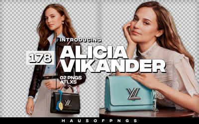 [178] : alicia vikander