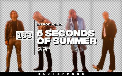 [183] : 5 seconds of summer