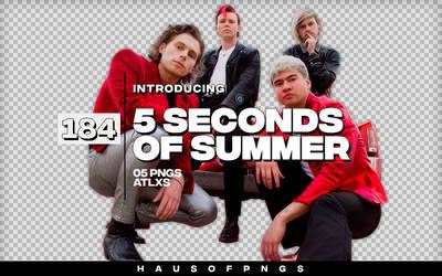 [184] : 5 seconds of summer