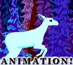 Mystic deer run by Wolveslair