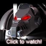Animated 3D Terminator Teaser