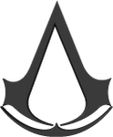 Assassins Creed 3D Logo Ani3
