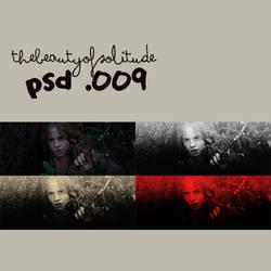 thebeautyofsolitude - PSD 009