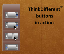 ThinkDifferent button style by yay1974