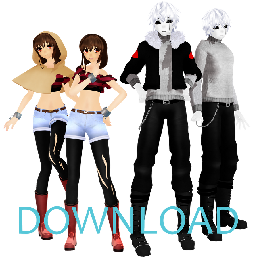 Mmd Echotale Frisk And G Sans Download By Malilangelo