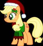 Applejack Christmas