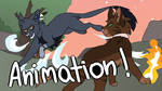 Air vs Fire Animation